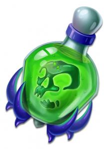 Poison spell sog spells of genesis