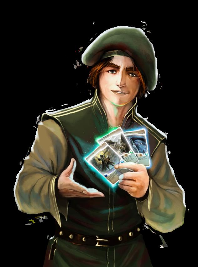 Askian Merchant