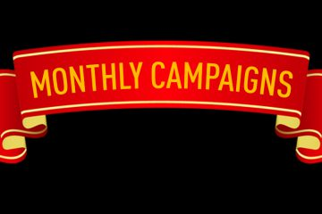 banner monthly campaign